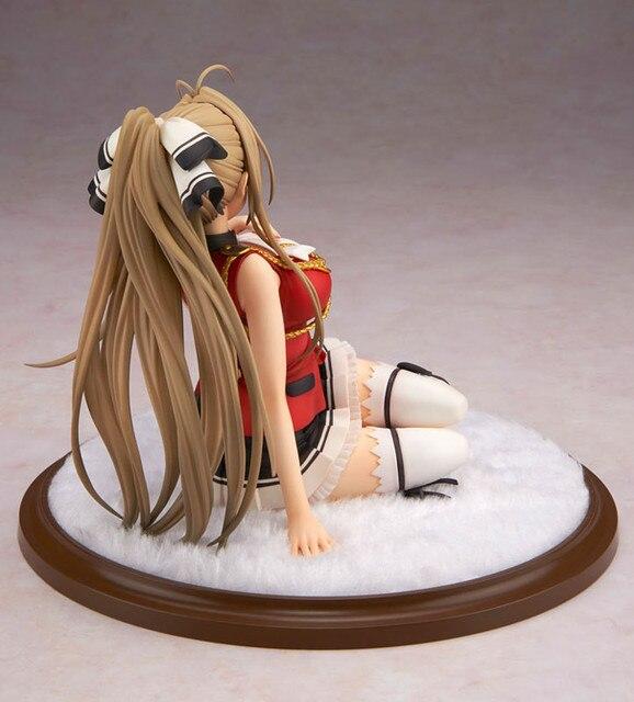 15cm Amagi Brilliant Park Sento Isuzu action figure toys collection Christmas gift 2