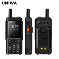 UNIWA Alps F40 Zello Walkie Talkie Mobile Phone IP65 Waterproof 2.4 Touchscreen LTE MTK6737M Quad Core 1GB+8GB Smartphone