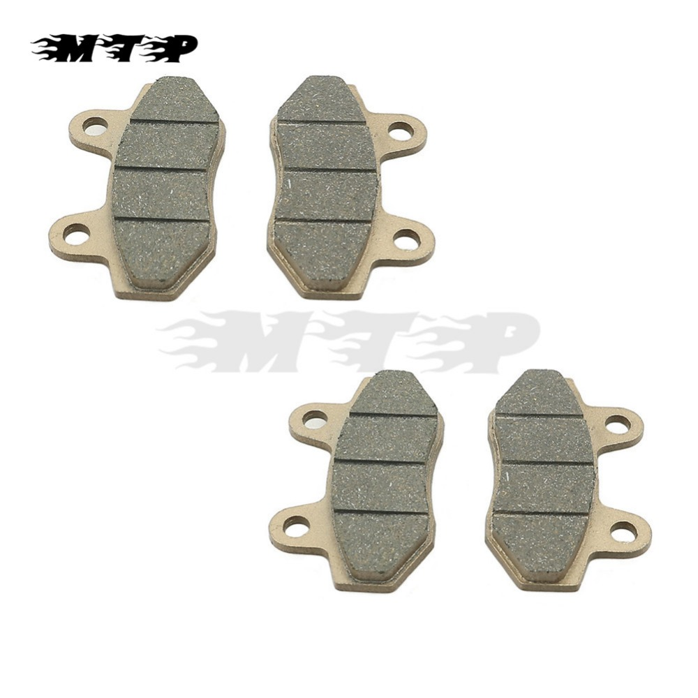Front Rear Brake Pads for HYOSUNG GT125 Naked 03-10 GT125 GT250 GT650 GV650 GV700 GT 125 250 650 R 2006-2010 2005 2004 Motorbike adjustable long folding clutch brake levers for hyosung gt250r gt 250 r gt r 250 06 07 08 09 10 2010 gv 250i aquila classic