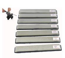 Ruixin Kitchen knife Apex edge sharpener diamond whetstone 150*20*5mm /5.9*0.78*0.2inch 200# 500# 800 Grit  same as Ganzon stone