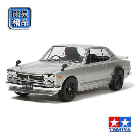 Assembly Car Model 24335 1/24 Nissan 2000GT R