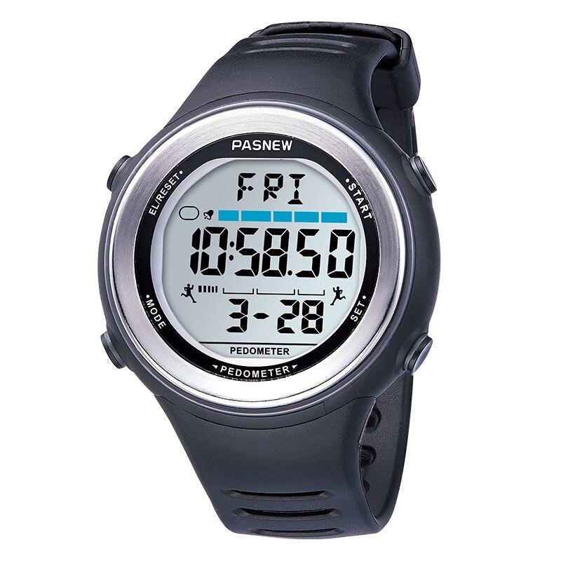 Men Watches Fashion Pasnew Sports Digital Waterproof Silicone Watch horloge mannen reloj hombre digital