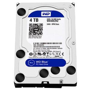 Image 2 - WD Western Digital Blue Desktop Computer HDD 4TB 5400RPM 3.5  SATA 6Gb/s Internal 4 TB 64MB Cache Hard Drive Disk Disco Duro