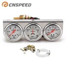 """CNSPEED """" Датчик температуры воды датчик давления масла тройной автоматический датчик набор с датчиком YC101323"""