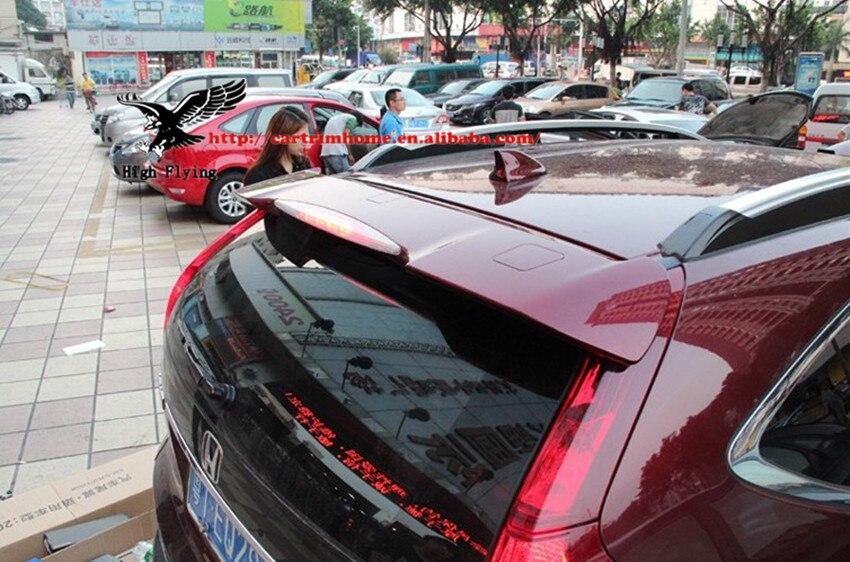 1pcs Unpainted Rear Spoiler Wing Kit For Honda CRV 2012 2013 2014 2015