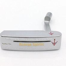 Cooyute新ゴルフヘッドジョージスピリッツMONO1 限定ゴルフパターhaeds tシルバーパタークラブヘッドなしゴルフシャフト送料無料