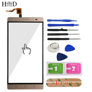 Image 2 - Передний сенсорный экран для мобильного телефона Lenovo PHAB 2 Plus, сенсорный экран, переднее стекло, дигитайзер, сенсорная панель, сенсорный экран, клейкие инструменты