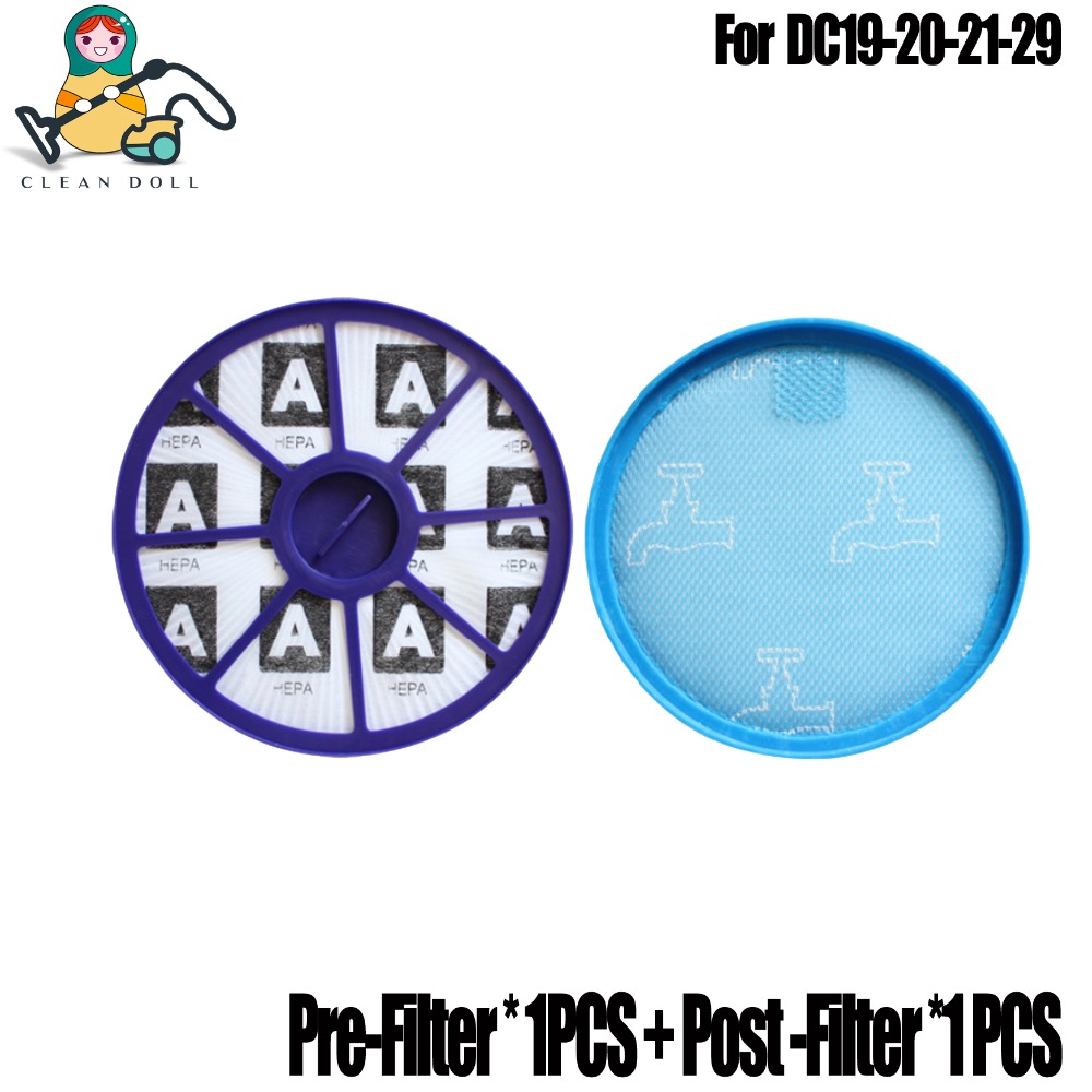 Clean Doll Replacement Hepa Filter