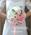 Wedding Bridal Bouquet Bridal Bouquet Wedding Bouquet De Mariage Artificiel Artificial Wedding Bouquets Buque Noiva In Stock