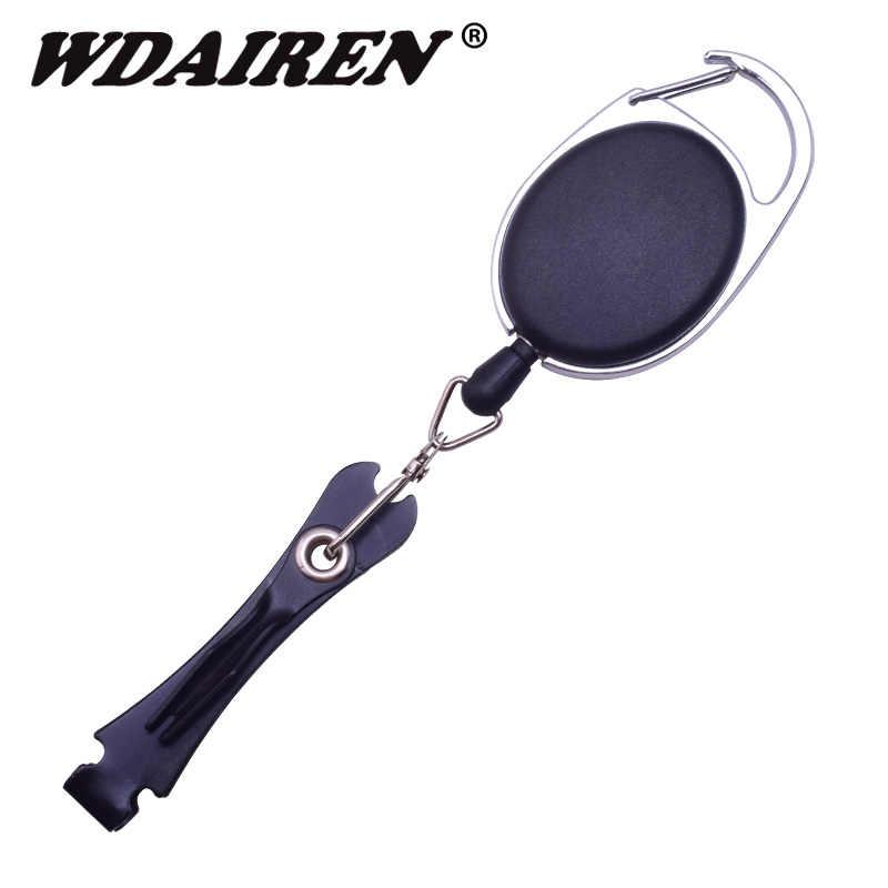 1 шт. ножницы для лески из нержавеющей стали, резак для стрижки кусачки, многофункциональная рыболовная леска, быстрый инструмент связывания узлов Nippe