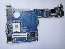 for Hp Elitebook 2560p Intel Laptop Motherboard 651358-001 QM67 Chipest GMA HD3000 DDR3 Intel Mother Board free shipping