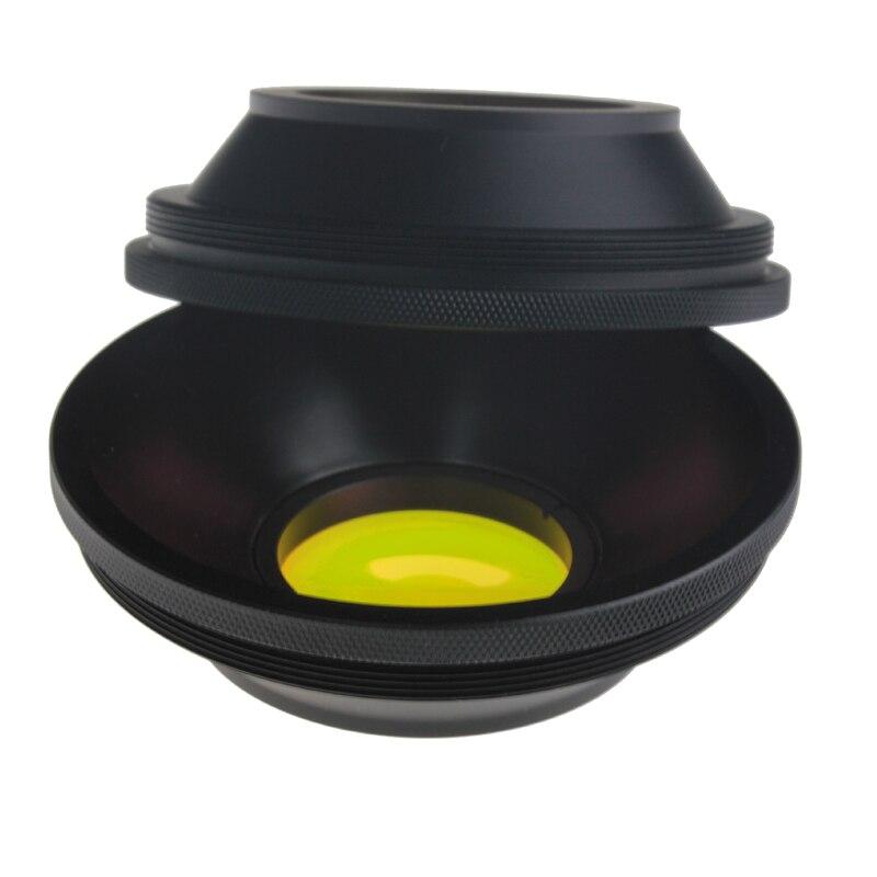 Lentille de balayage de 10600nm ZnSe f-theta pour des lasers de CO2 - 6