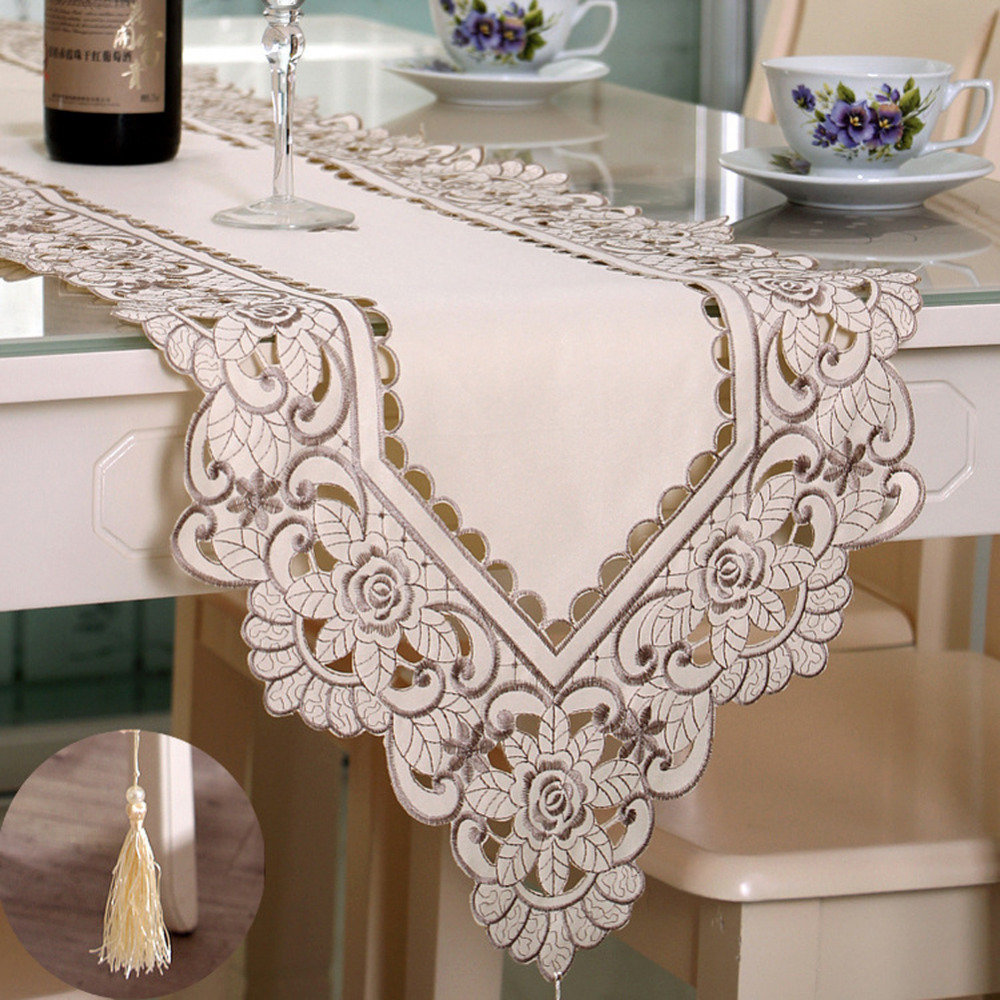 Popular Embroidered Tablecloths Buy Cheap Embroidered