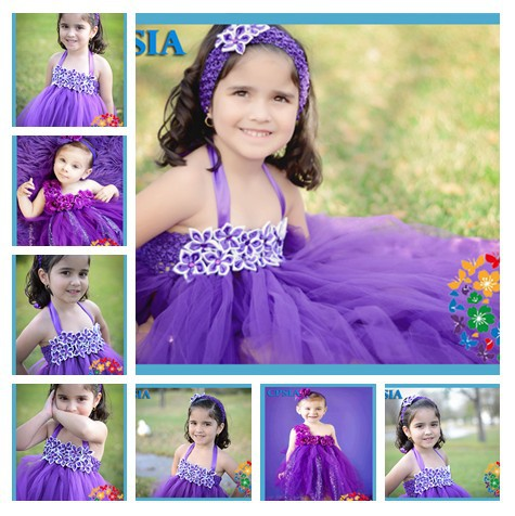 Toddler Girls Easter Dresses Photo Album - The Miracle of Easter