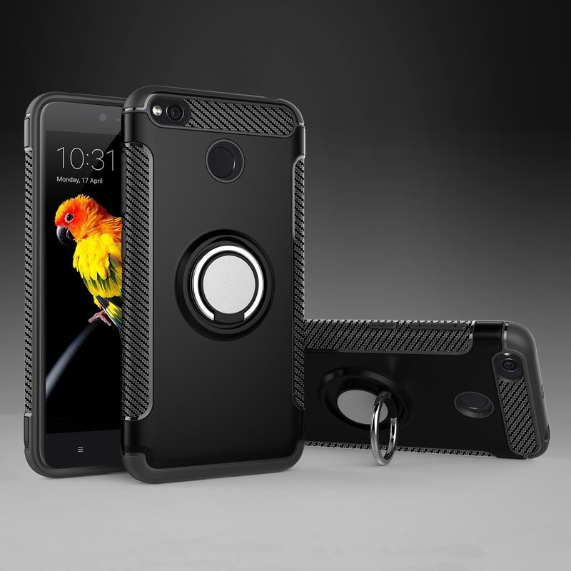 For Xiaomi Redmi 4X Note 4 4X Case Car Holder Stand Magnetic Suction Bracket font b