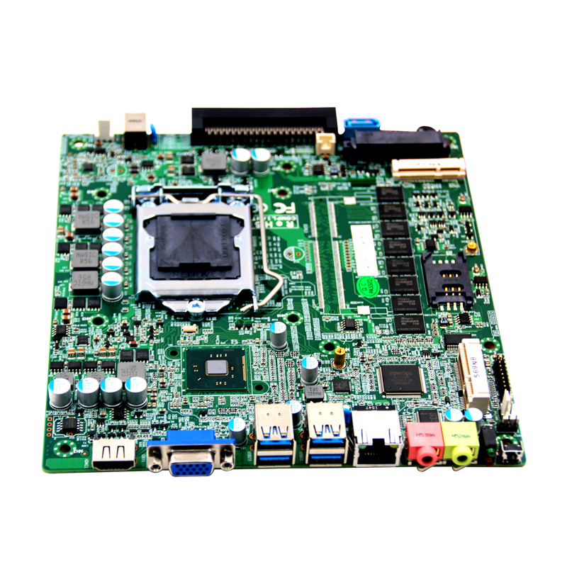 все цены на Hasewell LGA1150 CPU industrial ops motherboard OPS81 with 4*USB3.0/4*USB2.0/ VGA/DC POWER SUPPLY онлайн