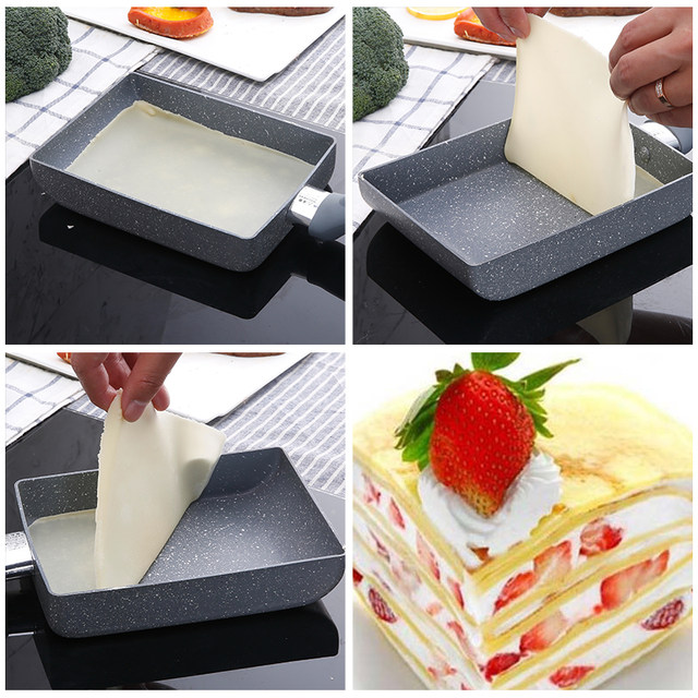 online shop japanese class frying omelet fried eggs square pan