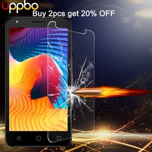 Uppbo Tempered Glass For Alcatel OneTouch POP 4 Plus 4S 5056 5056D 5051X 5059 Pixi 4 3 4034 8050E 5010 5045 Screen Protector(China)