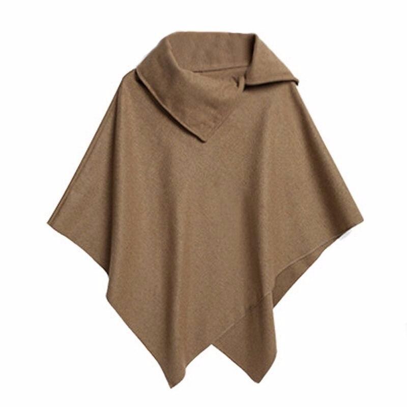 HTB1aBWlOpXXXXXNapXXq6xXFXXXE - Women Coat Poncho Sweater Cape Outwear PTC 49