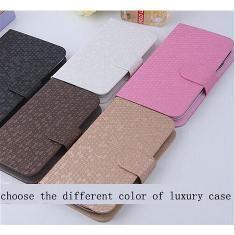 Mobile Phone Cases for LG L65 Dual D285 D280 LG L70 D325 D320 65 Luxury Flip Magnetic Leather Cover Case for LG L 70 Case