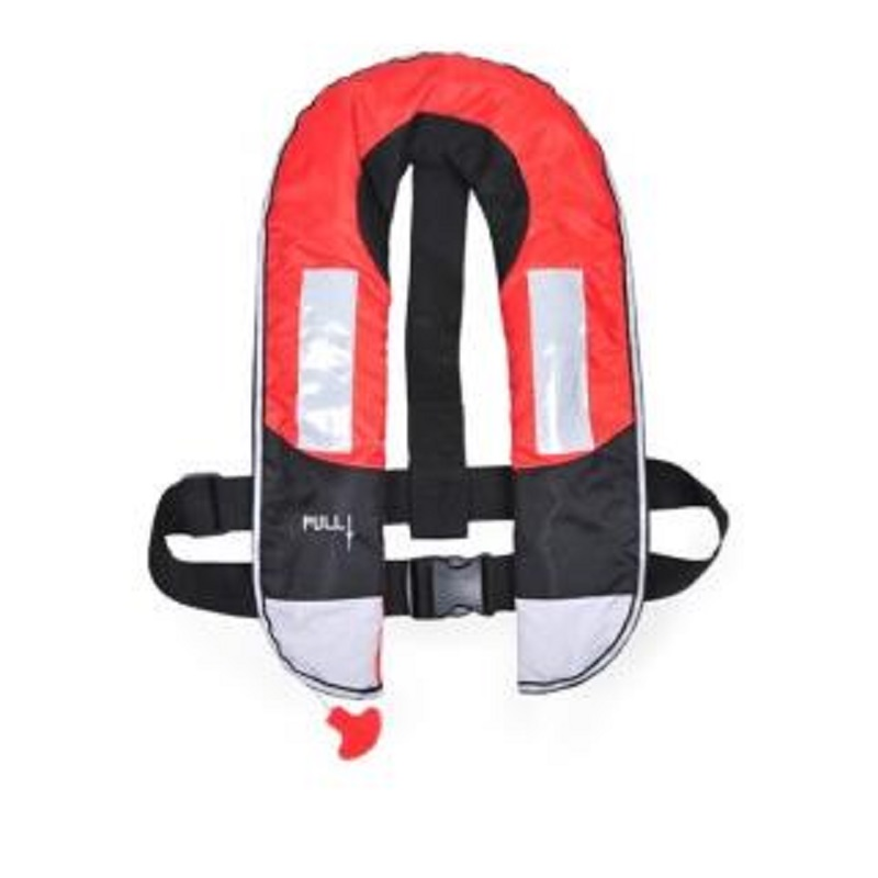 Free shipping Automatic Manual device Inflatable life jacket marine life jacket PFD for 150N