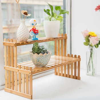 Plant Shelves Flower Garden Rack Stand 1