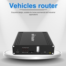 BUS or Car 4G Router MT7620A 5.8G wifi repeater Lte Wifi  Dual band 3G Sim Card Slot Mobile Modem