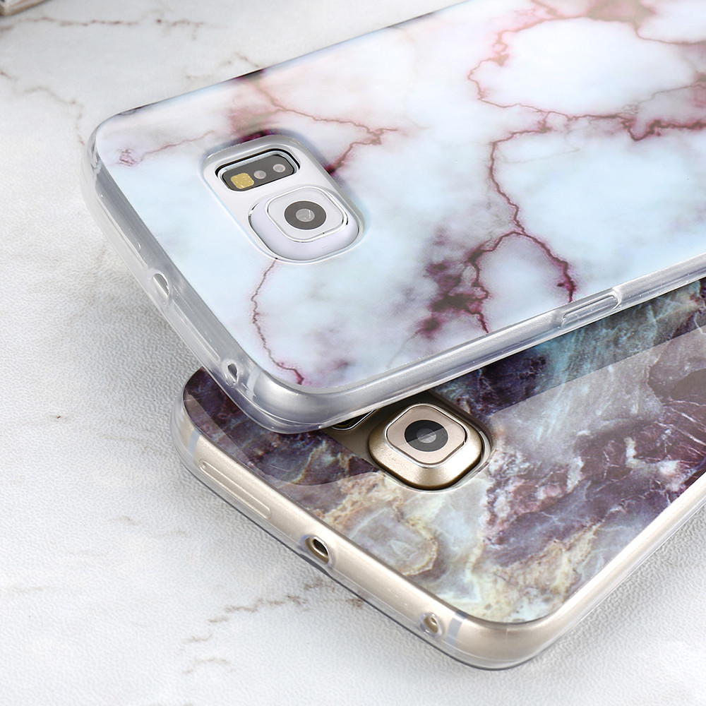 samsung s8 plus phone case marble