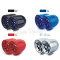 Waterproof Motorcycle alarm mp3 Player Speakers Audio amplifier Sound System TF Card, AUX FM Radio 12V Theft Protection
