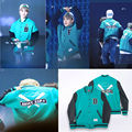 ALLKPOPER Kpop BTS Baseball Uniform Coat FM ARMY.ZIP+ Varsity Jacket Bangtan Boys JUNG KOOK V