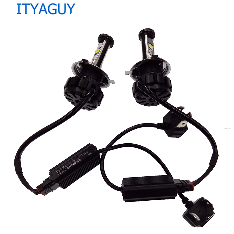 2pcs Hight quality Car V18 LED Headlights Kit Auto LED Headlights H4 9004 9007 H13 H1 H3 880 881 H27 H7 H11 9005 9006 6000K 2x car led headlight 12v 24v 60w 7200lm 6000k light auto headlamp bulb kit h1 h3 h4 h7 8 9 h11 h13 9004 9005 9006 9007 880 881