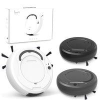 1800 Pa Sterke Zuigkracht 3 In 1 Huishouden Smart Sensor Veegmachine Robot Oplaadbare Automatische Floor Vegen Dweilen Stofzuiger-in Stofzuigers van Huishoudelijk Apparatuur op