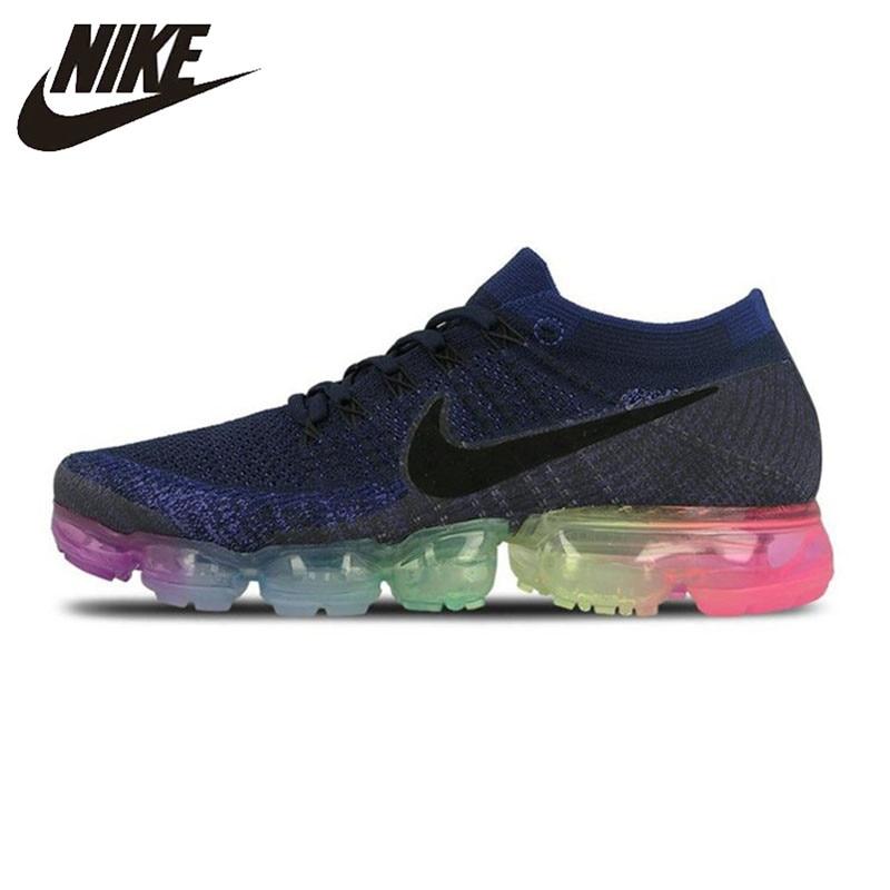 Nuovo Arrivo originale Ufficiale Nike Air VaporMax Essere Vero Runningg Scarpe delle Flyknit scarpe da Uomo Traspirante scarpe Da Tennis di Sport scarpe Da Ginnastica