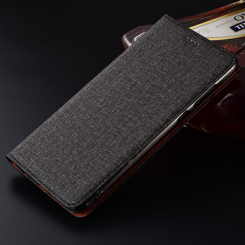FYL Leather Case Pouch for Straight Talk//TracFone Alcatel A392G MetroPCS 768 768T
