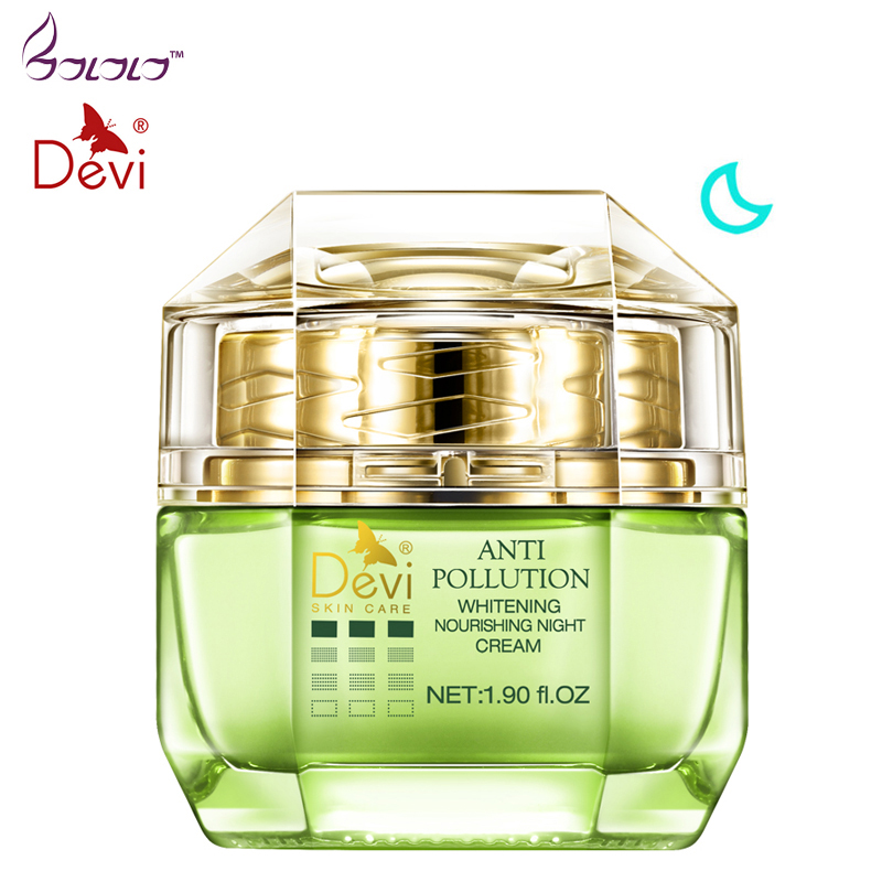 Anti-pollution Whitening Moisturizer Face Day Cream Dry Skin Anti Aging Beauty Skin Care anti wrinkle cream makeup Face Cream