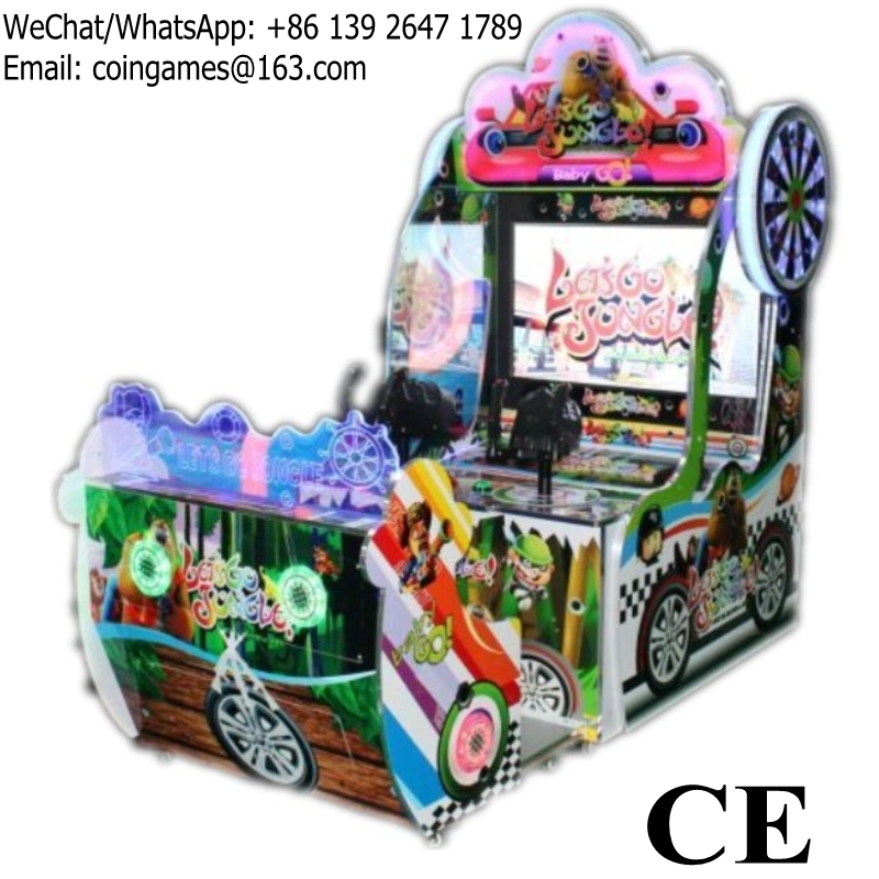 Hot Sale Amusement Equipment Coin Operated Simulator Gun font b Shooting b font Game Machines