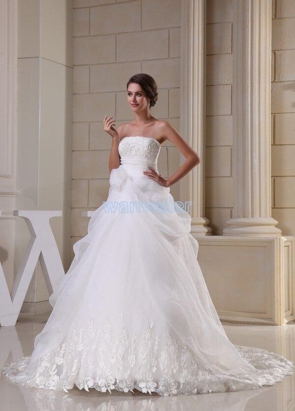 cb8080890edd free shipping monalisa hot sale big time rush ball gown new bandage design  fashion custom size color taffeta white wedding dress-in Wedding Dresses  from ...