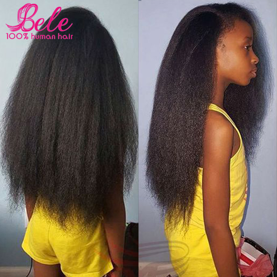 Remarkable Compare Prices On Kinky Straight Hair Weft Online Shopping Buy Hairstyle Inspiration Daily Dogsangcom