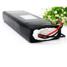 KLUOSI  24V Battery 7S4P 29.4V 14Ah NCR18650GA Li-Ion Battery Pack with 20A BMS Balanced for Electric Motor Bicycle Scooter Etc gbs 12v20ah lifepo4 battery for electric bicycle tool mower etc with connector with aluminum case