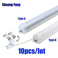 Integrated Led Tube Lights T8 220V 240V 600mm 2ft for Home High Power Led Energy Saving Lamp