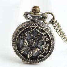 Genvivia Xiniu Women pocket watch Retro Quartz Pocket Watch
