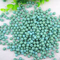 New Arrived Imitation Blue Turquoise Acrylic beads, 8mm ,300pcs Loose Beads Jewelry Making DIY Accessories  Free Shipping