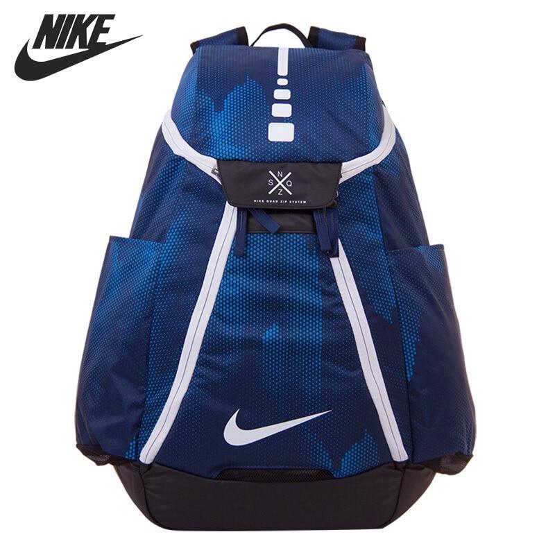 Original New Arrival 2018 NIKE Hoops Elite Max Air Graphic Unisex  Backpacks Sports Bags детские бутсы nike бутсы nike jr phantom 3 elite df fg ah7292 081