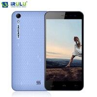 Original IRULU HOMTOM HT16 5 0 Inch 1280x720HD MT6580 1 3 GHz Android 6 0 Quad
