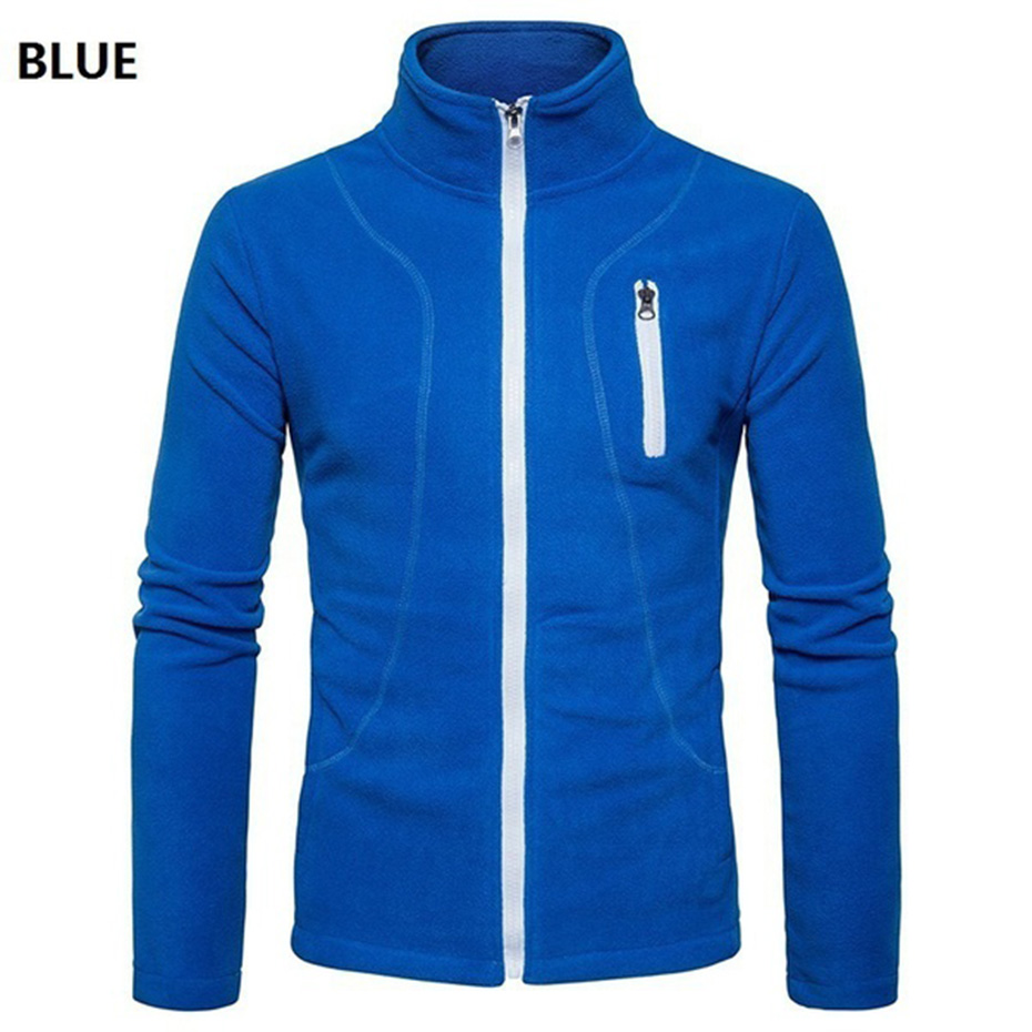New Arrival Men's Fashion Cultivation Hoodie Warm Breathable Cardigan Casual Sports Zipper Sweatshirts
