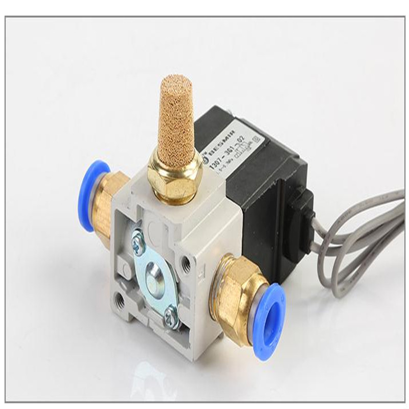 Vacuum solenoid valve VT307-5G-02 two three-way VT307V-5G/4G//3G/6G-01 high frequency