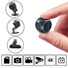 1080P Mini Multifunction Camera HD Smart Home Security Camera Night Vision Car Survelliance Camera Portable Sports Camera