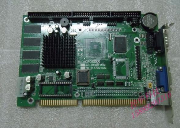 AR-B1479 V1.2 Half-Long Card ISA MotherboardAR-B1479 V1.2 Half-Long Card ISA Motherboard