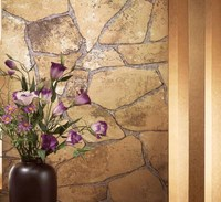 PVC 0 53 10M Marble Stone Wallpaper