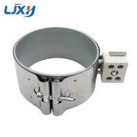 LJXH Aquecedores de Cerâmica Banda de Aço Inoxidável 110V220V380V 90x40mm/90x45mm/90x50 mm/90x55mm Potência 310 W/350 W/400 W/430 W